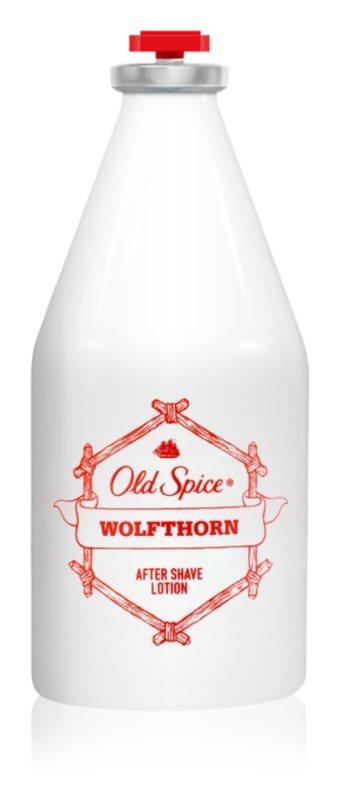 Old Spice Wolfthorn voda po holení pre mužov 100 ml
