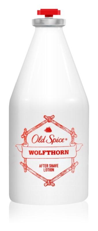 Old Spice Wolfthorn voda po holení pro muže 100 ml
