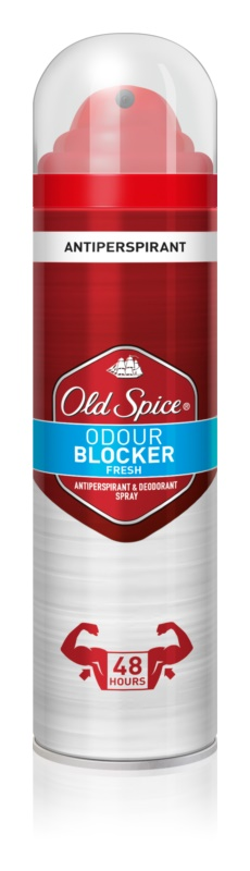 Old Spice Odour Blocker Fresh Deo Spray for Men 125 ml