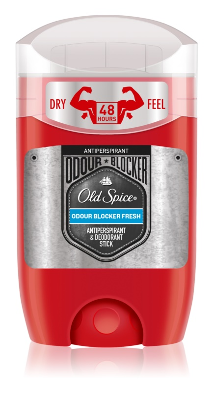 Old Spice Odor Blocker dédorant stick pour homme 50 ml