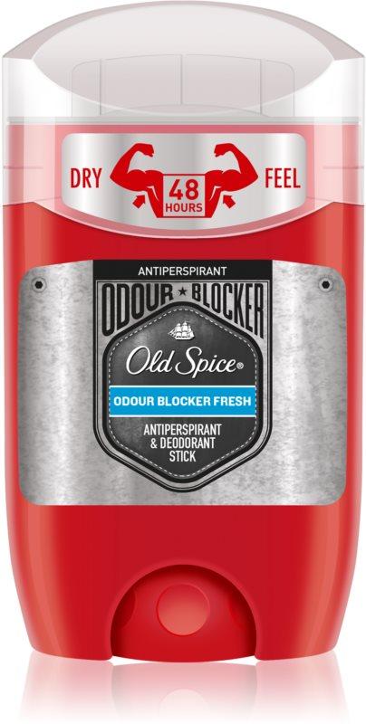 Old Spice Odour Blocker Fresh dédorant stick pour homme 50 ml