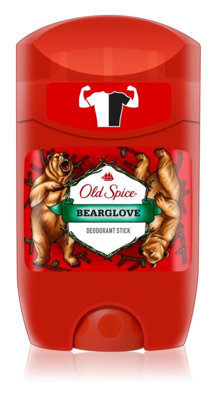 Old Spice Bearglove dédorant stick pour homme 50 ml