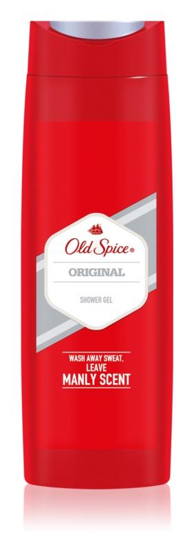Old Spice Original gel de dus pentru barbati 400 ml