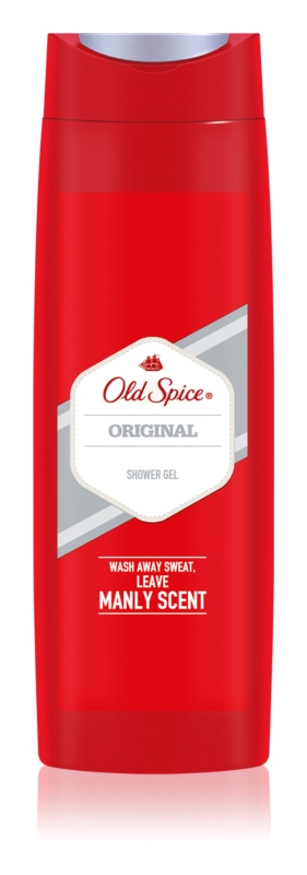 Old Spice Original sprchový gél pre mužov 400 ml