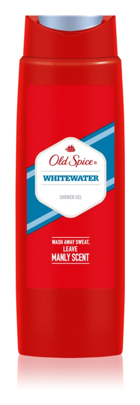 Old Spice Whitewater Duschgel Herren 400 ml