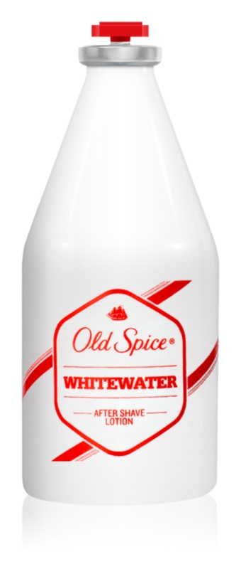 Old Spice Whitewater Aftershave lotion  voor Mannen 100 ml