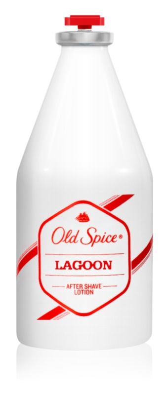 Old Spice Lagoon Aftershave lotion  voor Mannen 100 ml