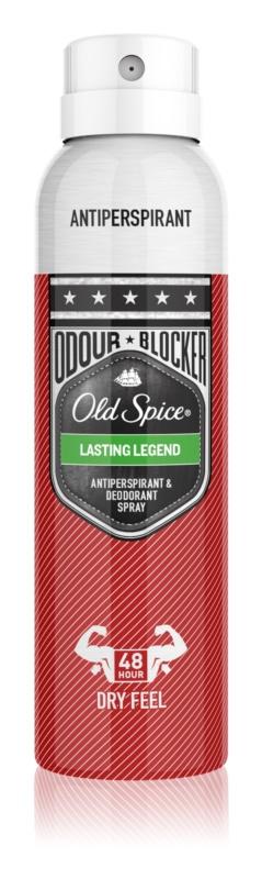 Old Spice Odour Blocker Lasting Legend antiperspirant v spreji