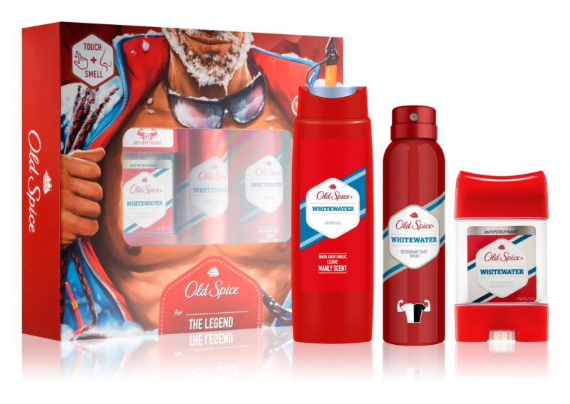 Old Spice Whitewater Gift Set IV.
