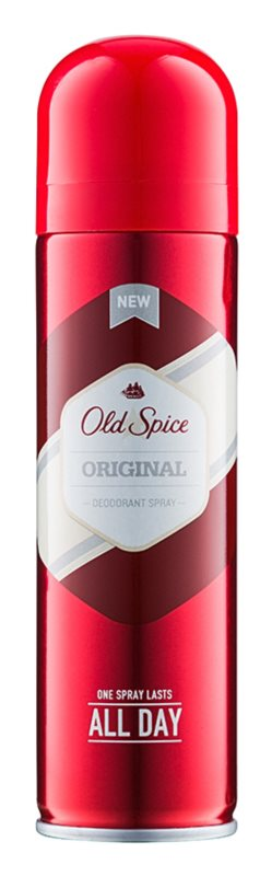 Old Spice Original deospray per uomo 150 ml