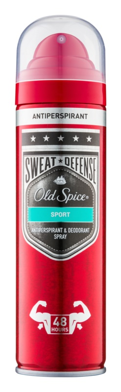 Old Spice Sweat Defense Sport Deo Spray for Men 150 ml