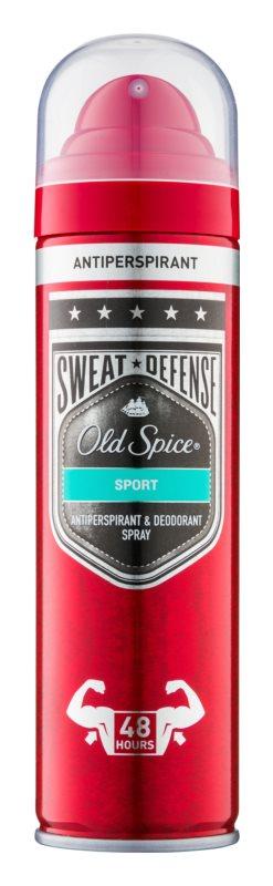 Old Spice Sweat Defense Sport Deo-Spray für Herren 150 ml