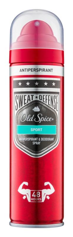 Old Spice Sweat Defense Sport deodorant Spray para homens 150 ml