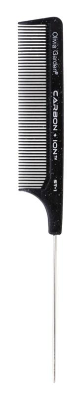 Olivia Garden Carbon + Ion Technical hrebeň na vlasy