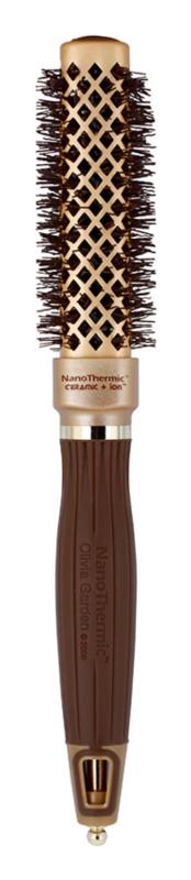 Olivia Garden NanoThermic Ceramic + Ion Shaper escova de cabelo