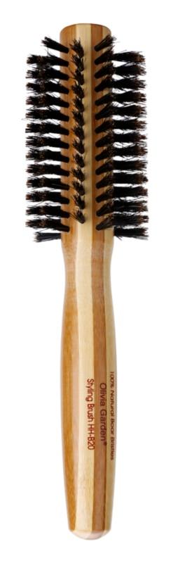 Olivia Garden Healthy Hair 100% Natural Boar Bristles hajkefe