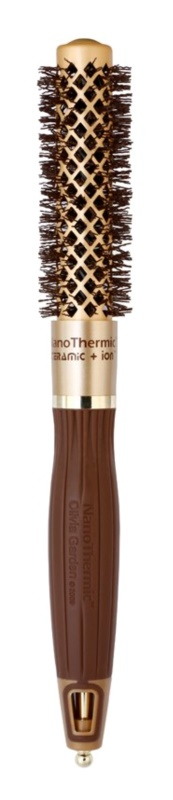 Olivia Garden NanoThermic Ceramic + Ion kartáč na vlasy