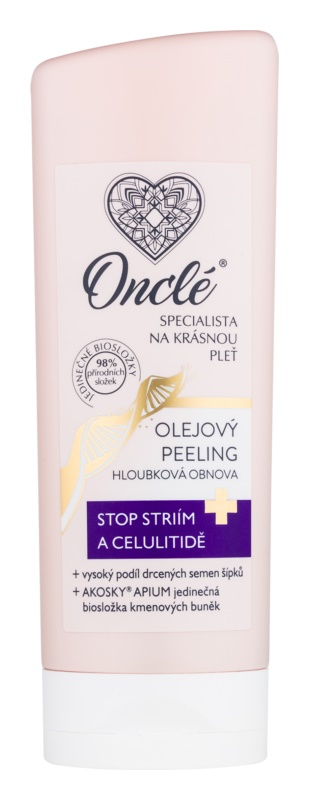 Onclé Woman Oil Scrub with Firming Effect