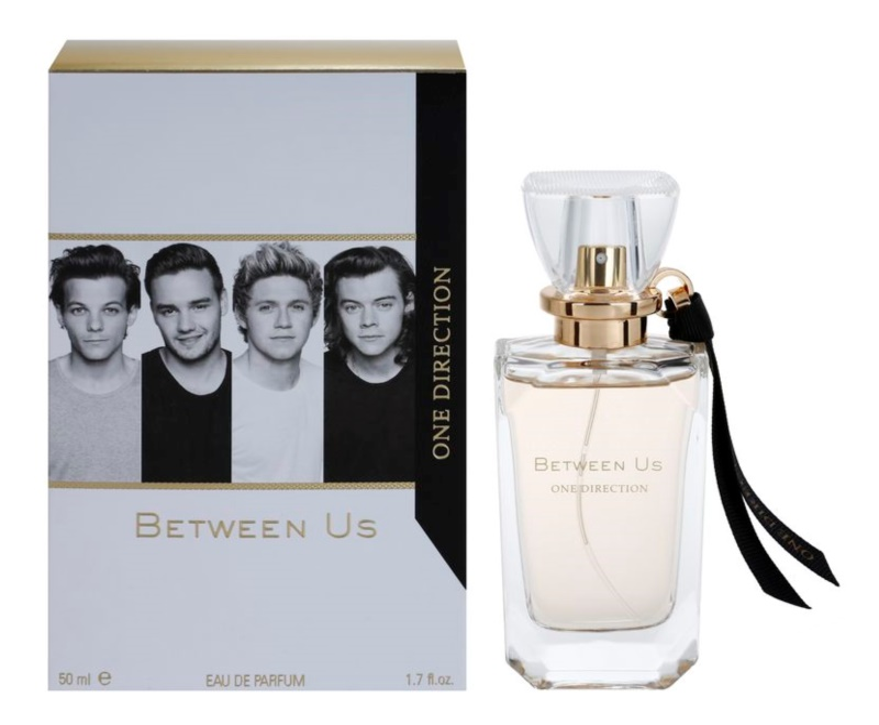 One Direction Between Us eau de parfum per donna 50 ml