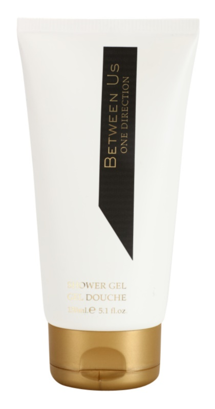 One Direction Between Us gel douche pour femme 150 ml