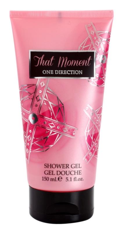 One Direction That Moment gel de dus pentru femei 150 ml