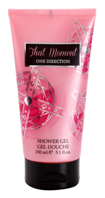 One Direction That Moment gel douche pour femme 150 ml