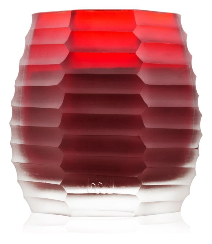 Onno Roseberry Cinnamon Red vonná sviečka 11 x 13 cm