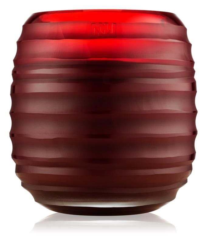 Onno Zanzibar Red Geurkaars 13 x 15 cm