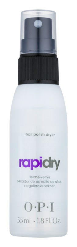 OPI Rapidry sprej pro rychlejší zaschnutí laku na nehty