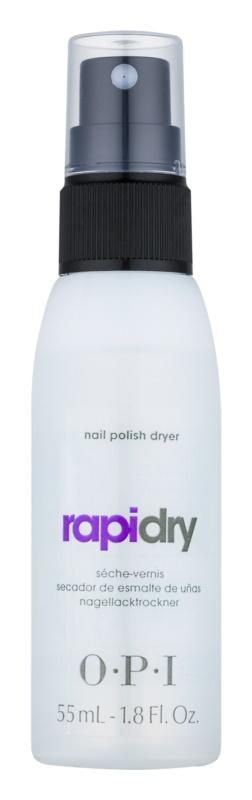 OPI Rapidry спрей   для швидкого висихання лаку на нігтях