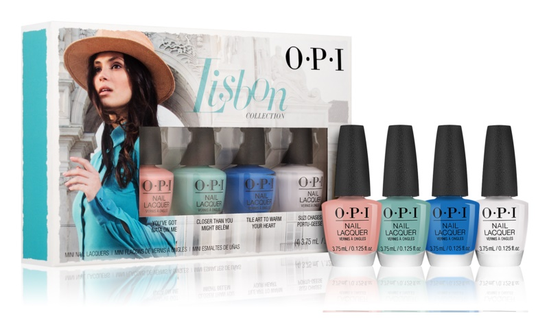OPI Lisbon Cosmetic Set I.