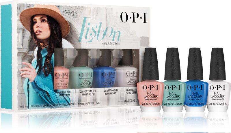 OPI Lisbon косметичний набір I.