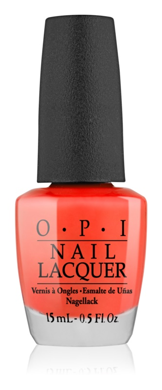 OPI California Dreaming лак для нігтів