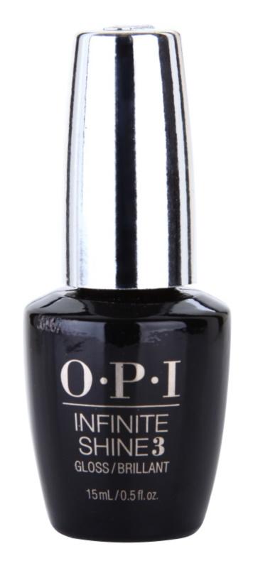 OPI Infinite Shine 3 vrchný lak na nechty pre dokonalú ochranu a intenzívny lesk
