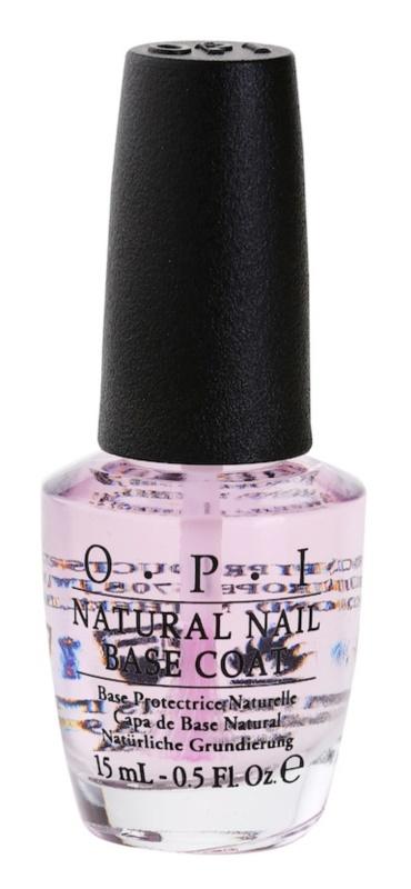 OPI Natural Nail Base Coat основа під лак для нігтів