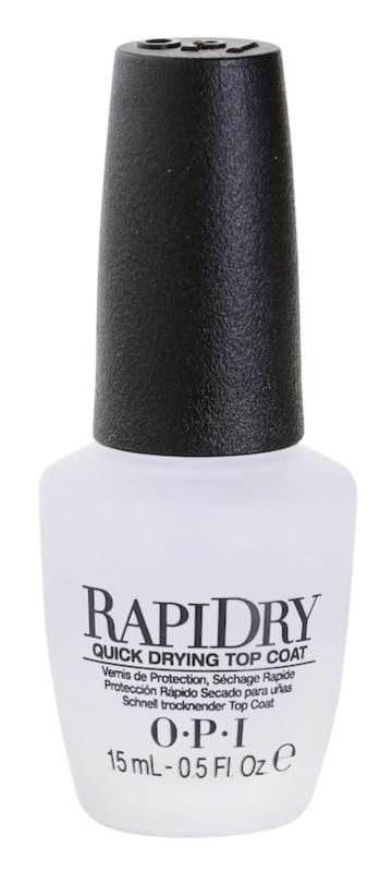 OPI Rapidry rychleschnoucí vrchní lak na nehty