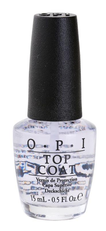 OPI Top Coat зміцнюючий лак для нігтів