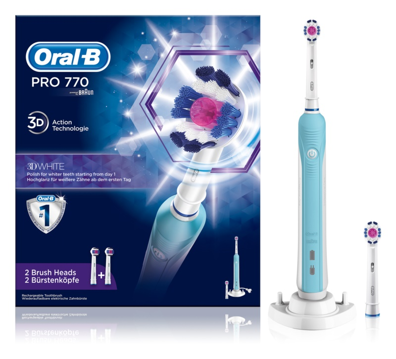 Oral B PRO 770 3D WHITE D16.524.U električna četkica za zube
