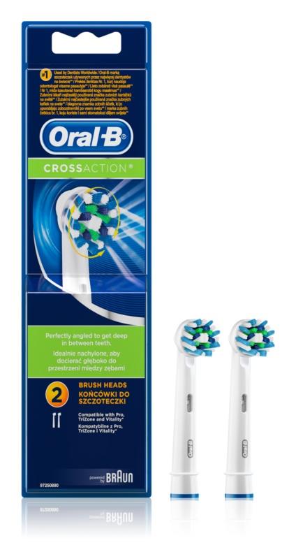 Oral B Cross Action EB 50 náhradní hlavice