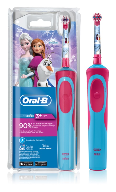 Oral B Stages Power Frozen D12.513K električna četkica za zube za djecu