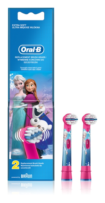 Oral B Stages Power Frozen EB10K zamjenske glave extra soft