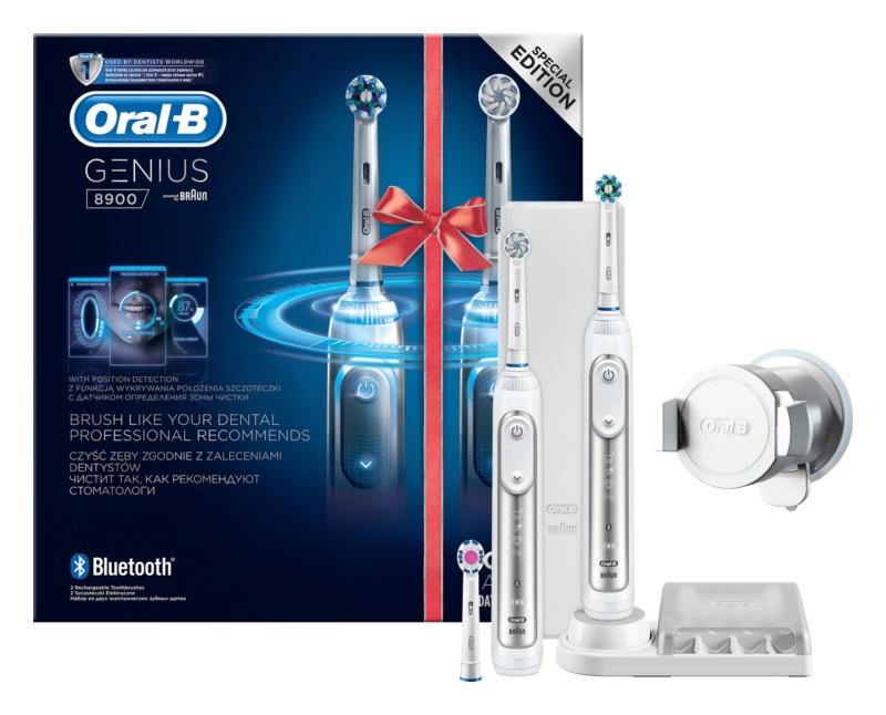Oral B Genius 8900 D701.535.5HXC cepillo de dientes eléctrico