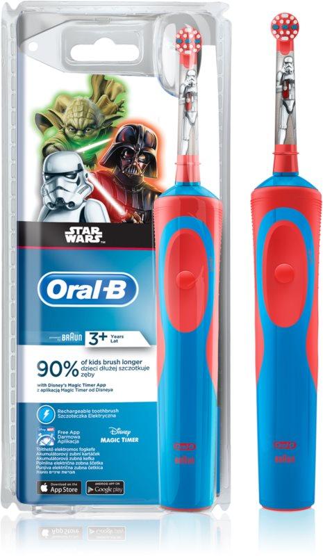 Oral B Stages Power Star Wars D12.513K elektrická zubná kefka pre deti