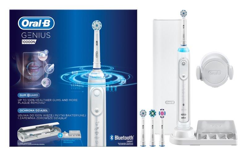 Oral B Genius 10000N White Electric Toothbrush
