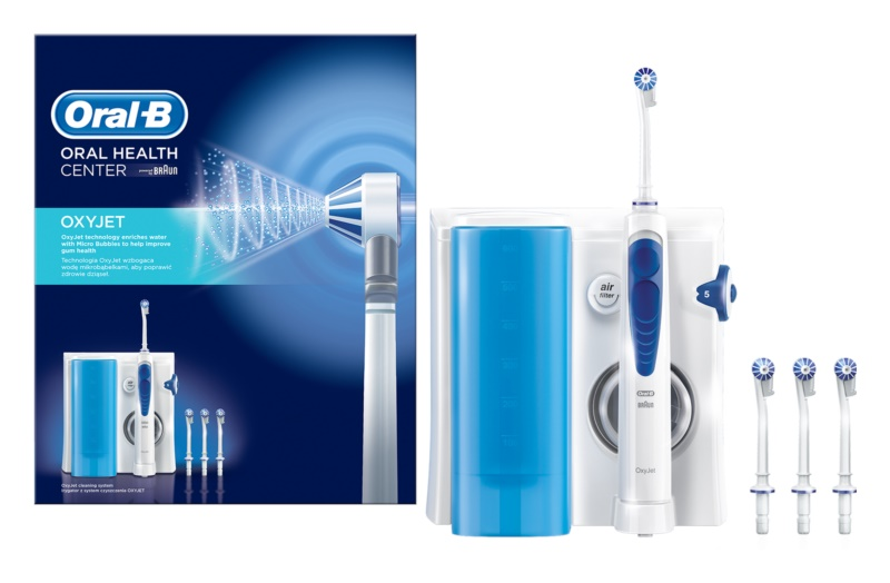 Oral B Oxyjet MD20 jet dentaire