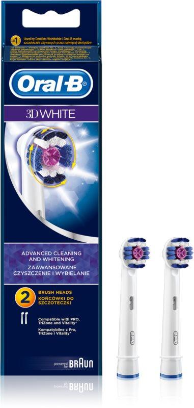Oral B 3D White EB 18 Ersatzkopf für Zahnbürste