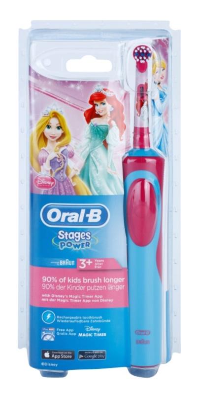 Oral B Kids Power D12.513.1 elektrický zubní kartáček pro děti