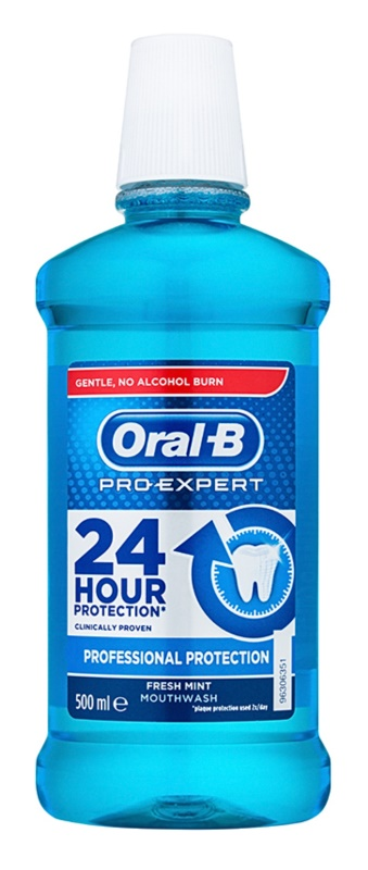 Oral B Pro-Expert Professional Protection elixir bocal
