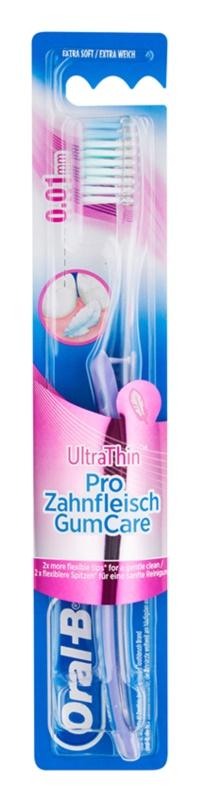Oral B Ultra Thin Pro Gum Care četkica za zube extra soft