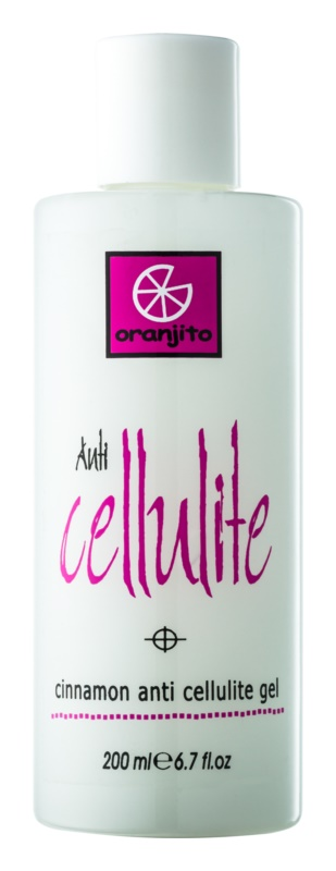 Oranjito Anti-Cellulite škoricový gél proti celulitíde